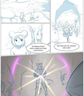 Furry Fantasy XIV 3 comic porn sex 025