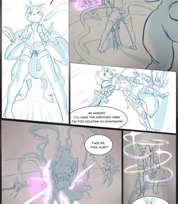 Furry Fantasy XIV 3 comic porn sex 030