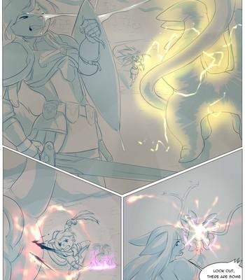 Furry Fantasy XIV 3 comic porn sex 031