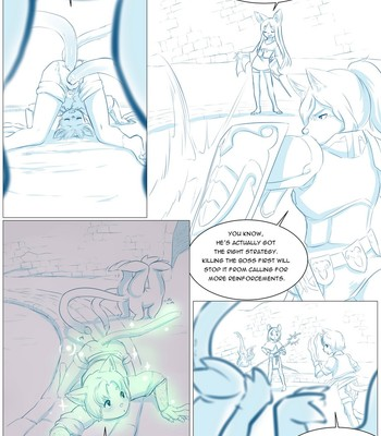 Furry Fantasy XIV 3 comic porn sex 032
