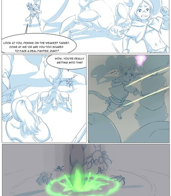 Furry Fantasy XIV 3 comic porn sex 038