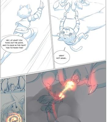 Furry Fantasy XIV 3 comic porn sex 042