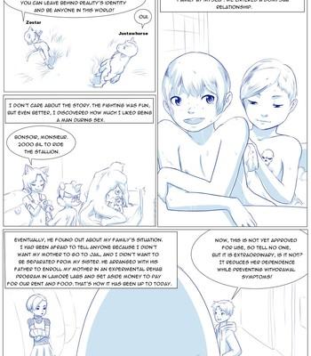 Furry Fantasy XIV 3 comic porn sex 049