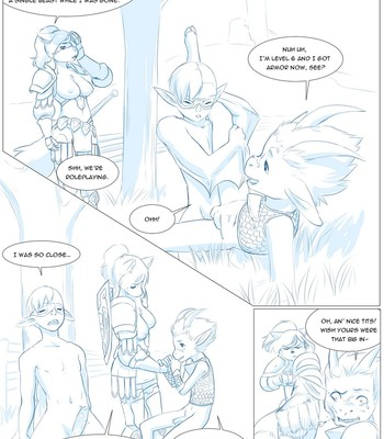 Furry Fantasy XIV 3 comic porn sex 054