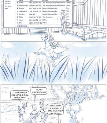 Furry Fantasy XIV 4 comic porn sex 008