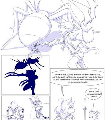 Furry Fantasy XIV 4 comic porn sex 012