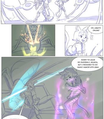 Furry Fantasy XIV 4 comic porn sex 014