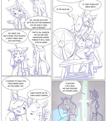 Furry Fantasy XIV 4 comic porn sex 016
