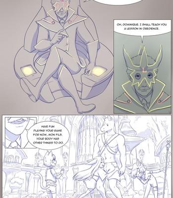 Furry Fantasy XIV 4 comic porn sex 017