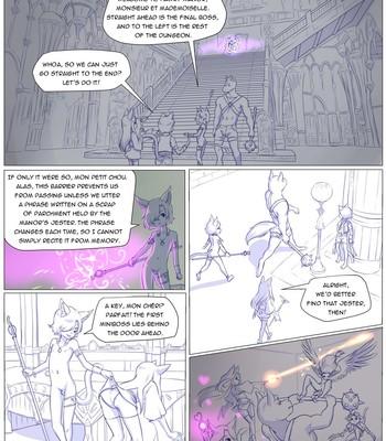 Furry Fantasy XIV 4 comic porn sex 018