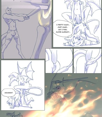 Furry Fantasy XIV 4 comic porn sex 026
