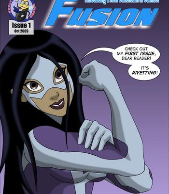 Porn Comics - Fusion 1