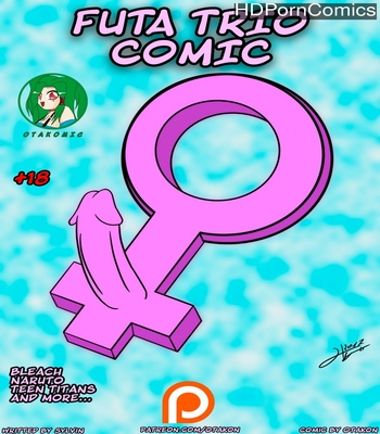 Porn Comics - Futa Trio Comic