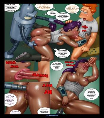 Futurama – An Indecent Proposition comic porn sex 014