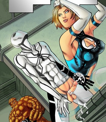 Future Foundation comic porn sex 001