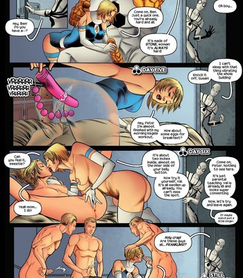 Future Foundation comic porn sex 006