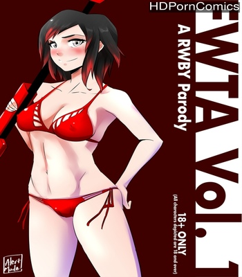 Porn Comics - FWTA 1 – A RWBY Story