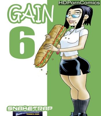 Porn Comics - Gain 6