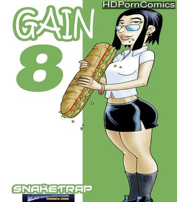 Porn Comics - Gain 8