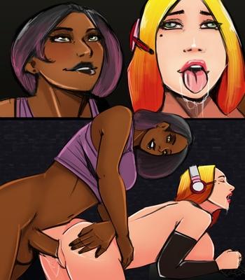 Gamer-Girl 7 free sex comic