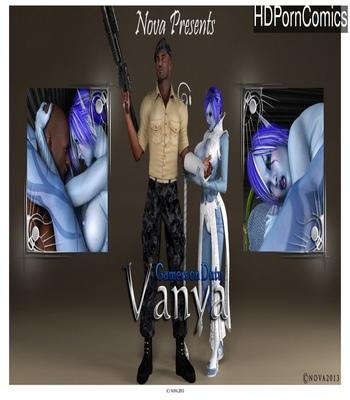 Porn Comics - Gamers On Duty – Vanya