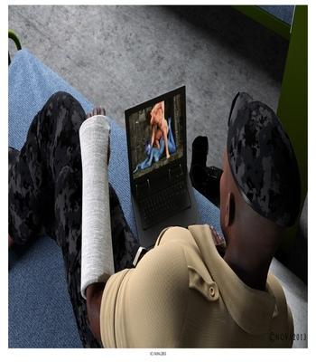Gamers-On-Duty-Vanya 3 free sex comic