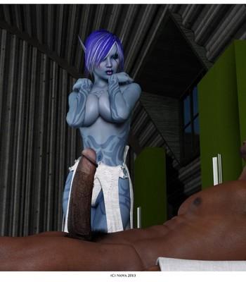 Gamers-On-Duty-Vanya 11 free sex comic