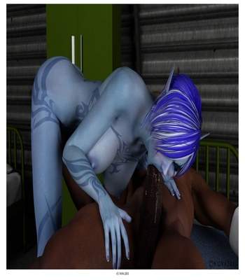 Gamers-On-Duty-Vanya 17 free sex comic