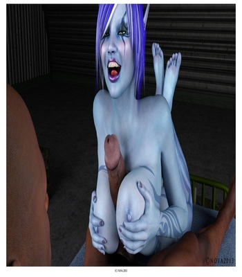 Gamers-On-Duty-Vanya 23 free sex comic