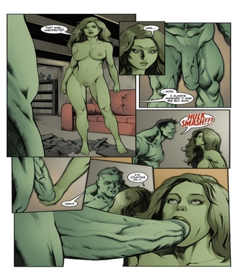 Gamma-Sex-Bomb 4 free sex comic