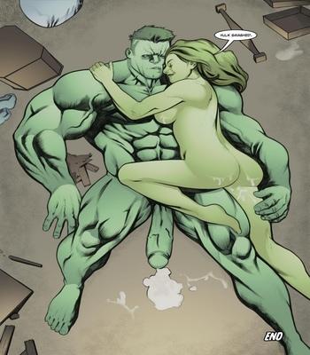 Gamma-Sex-Bomb 6 free sex comic