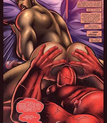 Gay For Slay comic porn sex 008