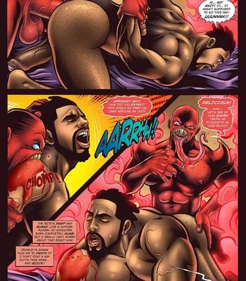 Gay For Slay comic porn sex 009