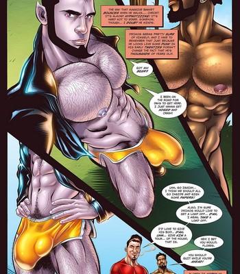 Gay For Slay comic porn sex 021