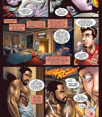 Gay For Slay comic porn sex 023