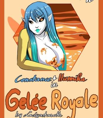 Porn Comics - Gelée Royale