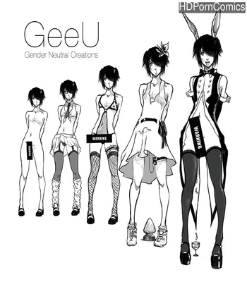 Porn Comics - Gender Neutral Creations 2