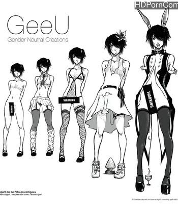 Gender Neutral Creations - Yuki's First Solo Adventure comic porn sex 001
