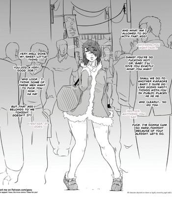 Gender Neutral Creations - Yuki's First Solo Adventure comic porn sex 009