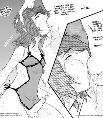Gender Neutral Creations - Yuki's First Solo Adventure comic porn sex 028