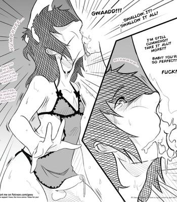 Gender Neutral Creations - Yuki's First Solo Adventure comic porn sex 031