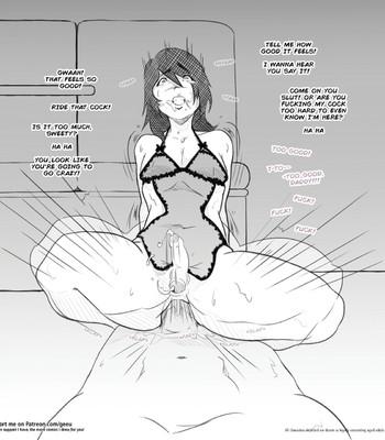 Gender Neutral Creations - Yuki's First Solo Adventure comic porn sex 035