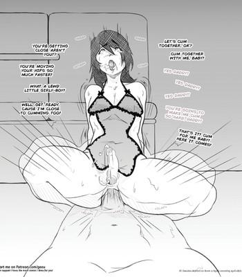 Gender Neutral Creations - Yuki's First Solo Adventure comic porn sex 036