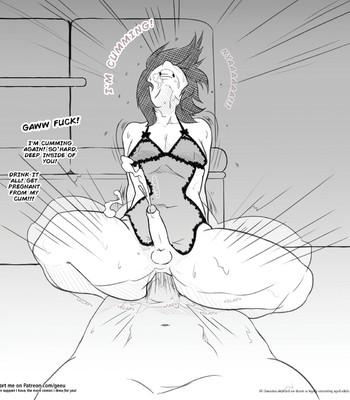 Gender Neutral Creations - Yuki's First Solo Adventure comic porn sex 037