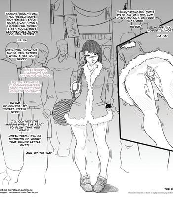 Gender Neutral Creations - Yuki's First Solo Adventure comic porn sex 040