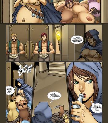 Genie Milk 2 comic porn sex 009
