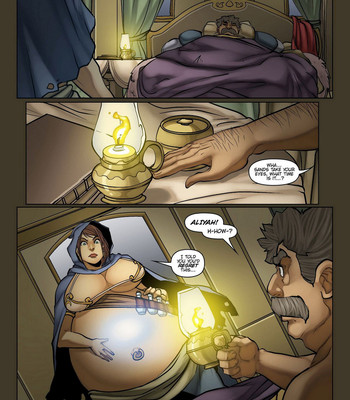 Genie Milk 2 comic porn sex 010