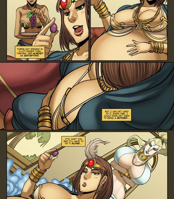 Genie Milk 2 comic porn sex 016