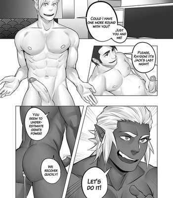Genie On Tap comic porn sex 034