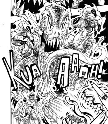 Genkai Toppa Wrestling 12 comic porn sex 005
